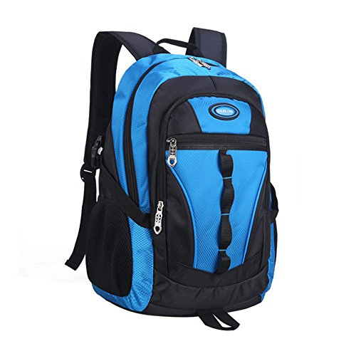 VIDOSCLA Teens Elementary School Bag Casual Daypack Book Bags Waterproof Travel Knapsack Bags for Primary Junior High School