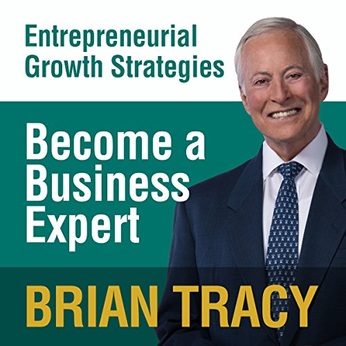 Become a Business Expert audiobook cover art