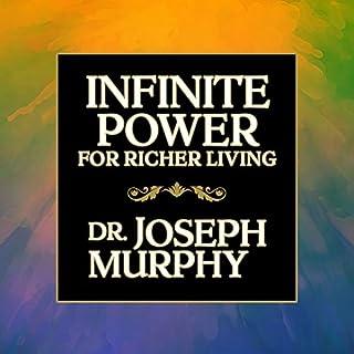 Infinite Power for Richer Living audiobook cover art