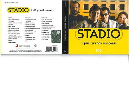 I più grandi successi (Triplo CD 2011 prima edizione)