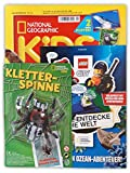 National Geographic Kids Sammelmagazin 1art1 Nr. 10/2020 - Póster de araña trepadora