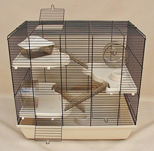Nagerkäfig,Hamsterkäfig,Käfig, Teddy Gigant II