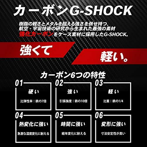 CASIO(カシオ)『G-SHOCKG-STEEL(GST-B200X-1A2JF)』