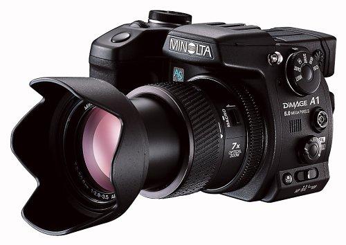 Minolta Dimage A1 Digitalkamera (5,0 Megapixel)