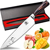 Kitchen Chef knife 8 Inch, Kacebela Professional Kitchen Knives Chefs Knife, High Carbon Stainless...