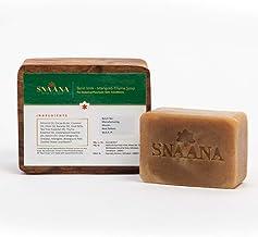 SNAANA - Goat Milk Soap - Marigold-Thyme Soap For Eczema/Psoriasis