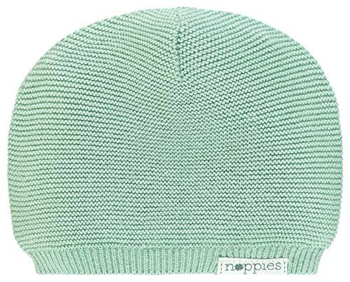 Noppies U Hat Knit Rosita Bonnet, Vert (Grey Mint C175), Unique (Taille Fabricant: 0M-3M) Mixte bébé