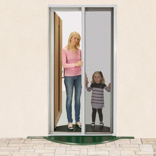 JAROLIFT Insektenschutzrollo für Balkontüren