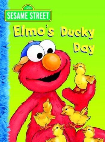 Elmo's Ducky Day: Sesame Street (Big Bird's Favorites Board Books)