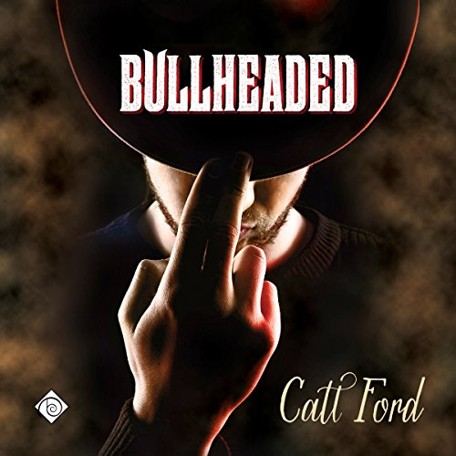 Bullheaded audiobook cover art