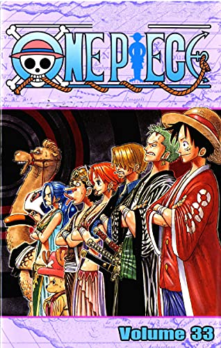 One-Piece manga Full Collection: Fantsy manga One Piece Manga vol 33 (English Edition)