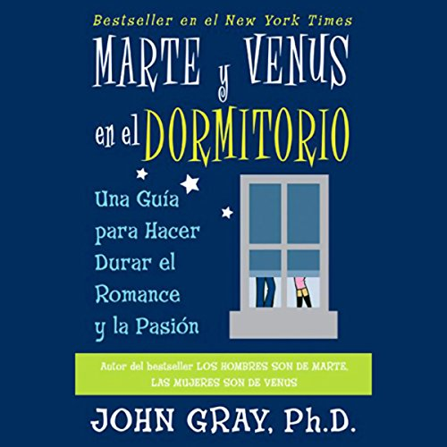 Marte Y Venus En El Dormitorio (Mars and Venus in the Home) audiobook cover art