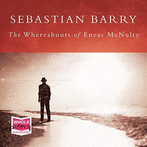 The Whereabouts of Eneas McNulty audiobook cover art