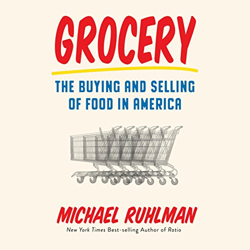 Grocery audiobook cover art