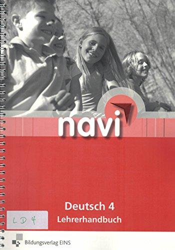 Navi Deutsch 4. Lehrerhandbuch