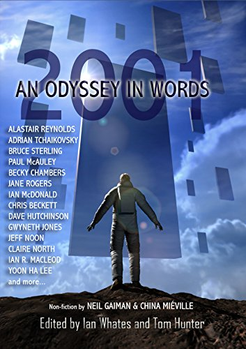 2001: An Odyssey in Words: Honouring the Centenary of Arthur C. Clarke's Birth (English Edition)
