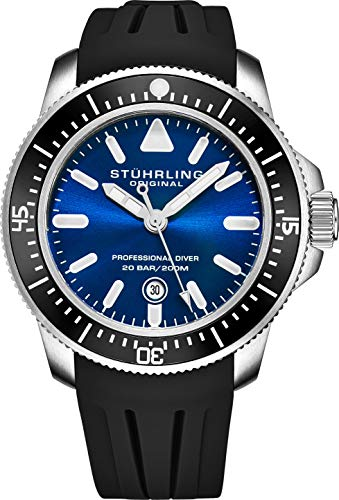 Stuhrling Original Mens Dive Watches - Pro Sport...