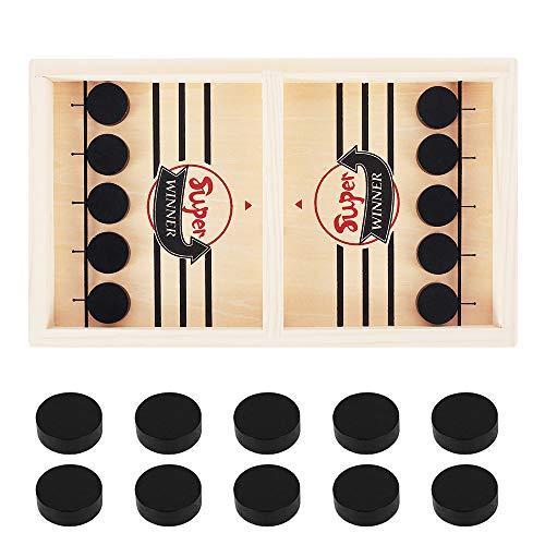 56 x 30 x 3 cm Slingpuck juego de mesa divertido rápido...