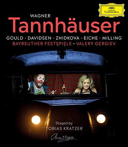 Richard Wagner - Tannhäuser - Bayreuther Festspiele [Blu-ray]
