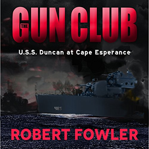 The Gun Club audiobook cover art