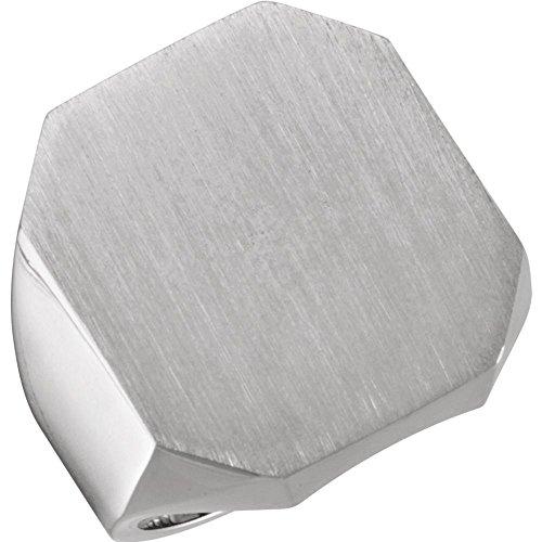 VNOX Cresta Familiar Personalizada//Logotipo//Emblema Nacional//Anillo de Sello Anillo de Acero Inoxidable para Hombres