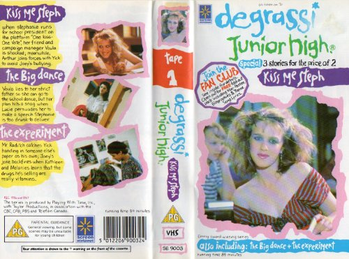 Degrassi Junior High - Part 1 - Kiss Me Steph
