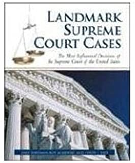 Best influential court cases Reviews