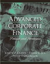Best advanced corporate finance Reviews