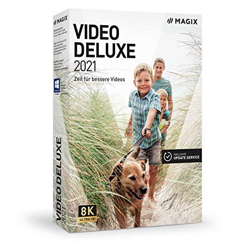 Video deluxe 2021 – Zeit für bessere Videos!