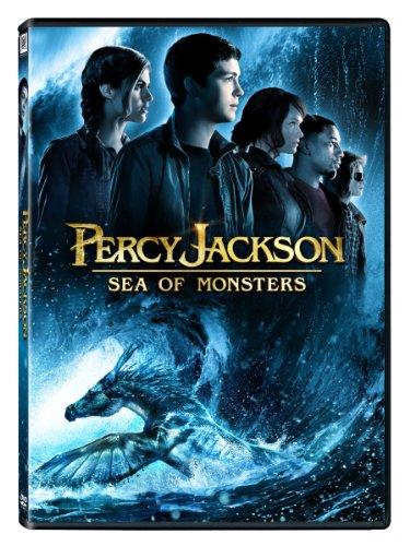 Percy Jackson: Sea Of Monsters / (Ws Ac3 Dol) [DVD] [Region 1] [NTSC] [US Import]