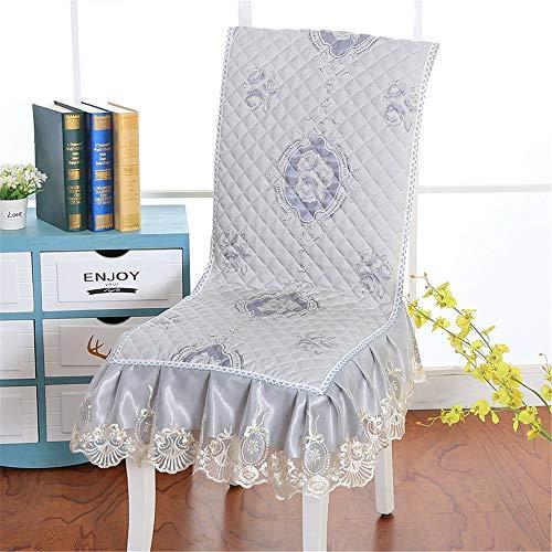 Asffdhley Juego de cojines de asiento para sillas mecedoras antideslizantes con lazos y respaldo para coche, silla de oficina y silla de ruedas (color: 6, tamaño: tamaño libre)