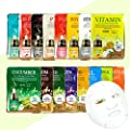 MALIE Korean Ultra Hydrating Essence Face Mask sheet 16type from MALIE