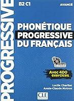 Phonétique progressive du français. Niveau avancé. Livre avec 400 exercices + mp3-CD