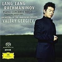 Piano Cto. 2 (Paganini Rhapsody) [SACD] by Sergei Rachmaninov (2005-04-12)