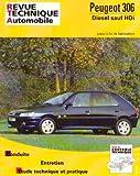 Rta 569.2 Peugeot 306 Diesel Sauf Hdi (93 a Fin Fab)