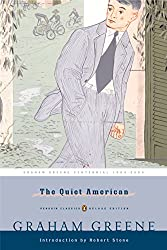 graham green the quiet american book cover