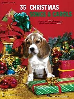 35 Christmas Songs & Carols