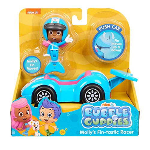 Bubble Guppies Molly's Fin-Tastic Racer