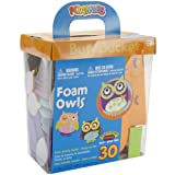 Darice Foam activity owl kit, Multicolor, Package may vary