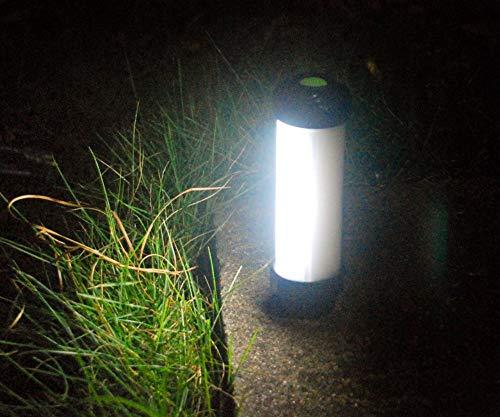 yyLichter Mini - led - Lampe mit roter Blitz durch Wasserdichte Camping Zelt Camping leuchte im q7nn 136mm länge