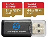 Best Gopro Sd Cards - SanDisk 64GB Micro SDXC Extreme Memory Card Review