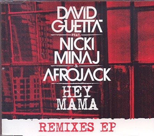 Hey Mama By David Guetta Feat. Nicki Minaj & Afrojack (2015-06-08)