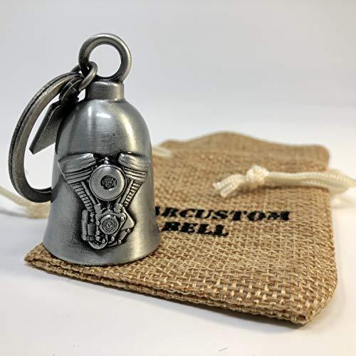 Guardian bell o campanella portafortuna moto MARCUSTOM BELL® - P.P.S.S. - Classica
