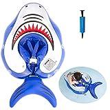 Myir JUN Flotadores para Bebes, Flotadores Bebes tiburón In
