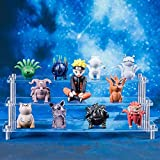 MNZBZ Estatua de Juguete Naruto Exquisito Modelo de Juguete decoración de Anime Q Edition Modelo Ani...