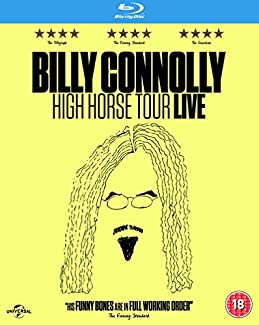 Billy Connolly High Horse Tour Download