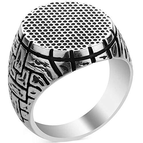 Erkek Yüzük Çukur Dizisi Gümüş Yamaç Yüzugğü 925 Ayar Gümüş Hediye Gift Cukur Yüzük Men's Ring Pit Sequence 925 Sterling Silver Gift New Year