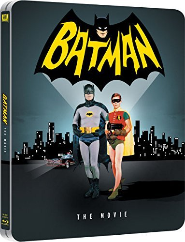 Batman: The Original 1966 Movie - UK Exclusive Limited Edition Steelbook Blu-ray Only 2000 prints