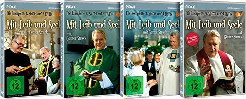 Mit Leib und Seele - Gesamtedition / Die komplette Kultserie mit Günter Strack auf 16 DVDs (Pidax Serien-Klassiker)