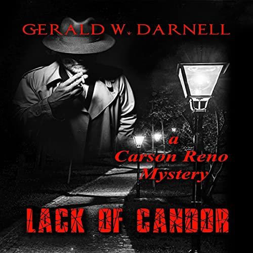 Lack of Candor cover art